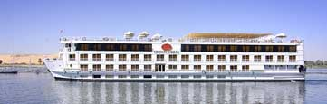 Nile cruises 3 nights