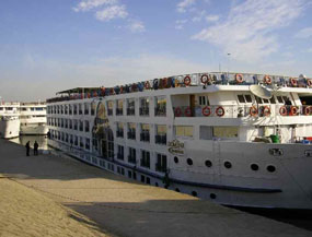 Nile Cruises Egypt From Luxor Aswan Cruise Ship Descriptions