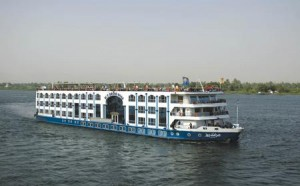 Tour of Nile River- Cruise Ship - MS Grand Rose - Egypt